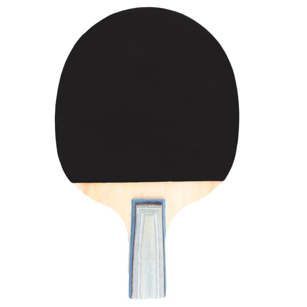୧ʕ ʔ୨Reiz 2401 Ping Pong raqueta conjunto corto o largo mango ...