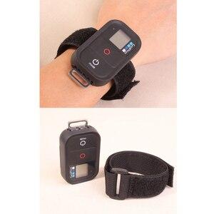 Image 5 - 2pcs Gehen pro fernbedienung Wrist Strap Hand Band Strap Tie für GoPro Hero 5/ 4/3 /3/2/ SJCAM SJ4000/SJ5000/ xiaomi yi