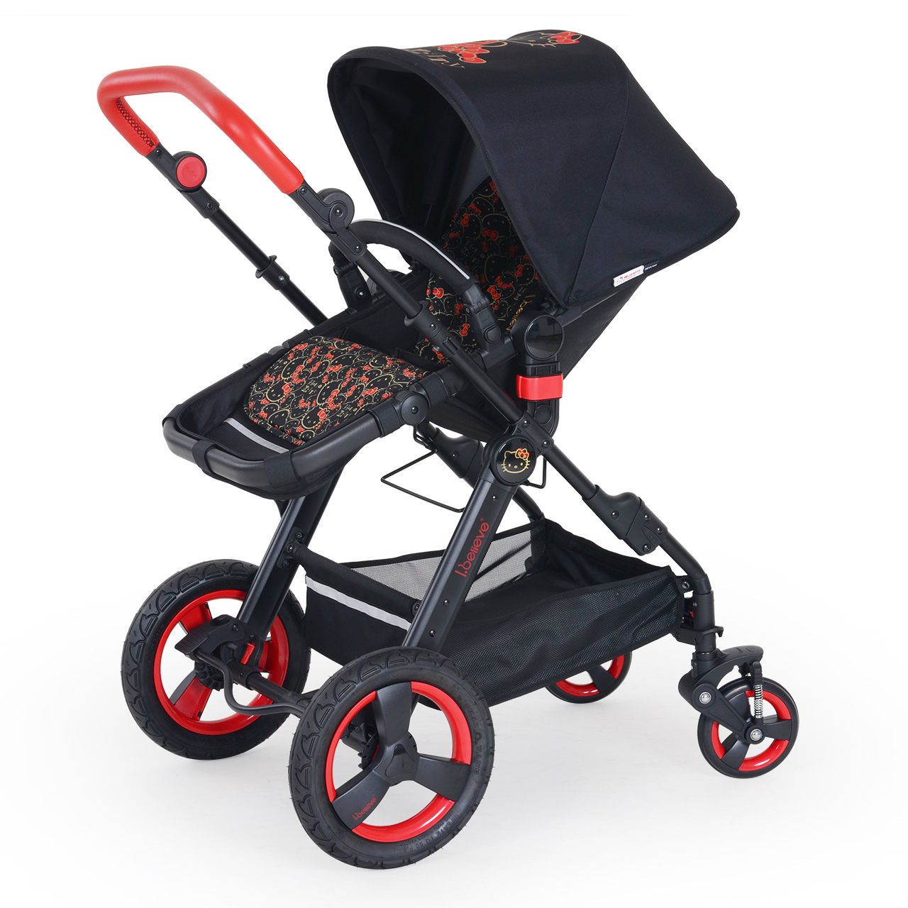 New Design Cute Cartoon High Landscape Siting Baby Stroller Lying Folding Easy Baby Cart Shockproof Lightweight Portable Pram как продать лобстера книга бесплатно