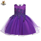 Girls Dresses 6 Colo...