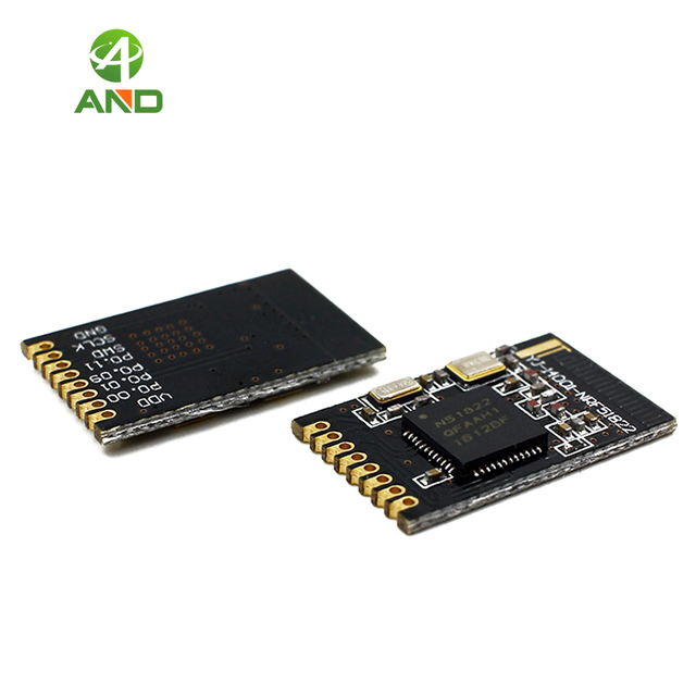 Core51822 BLE 4.0 Bluetooth 2.4G Wireless Module nRF51822 Antenna Board For ULP SPI I2C UART Interface Compatible NRF24L Series