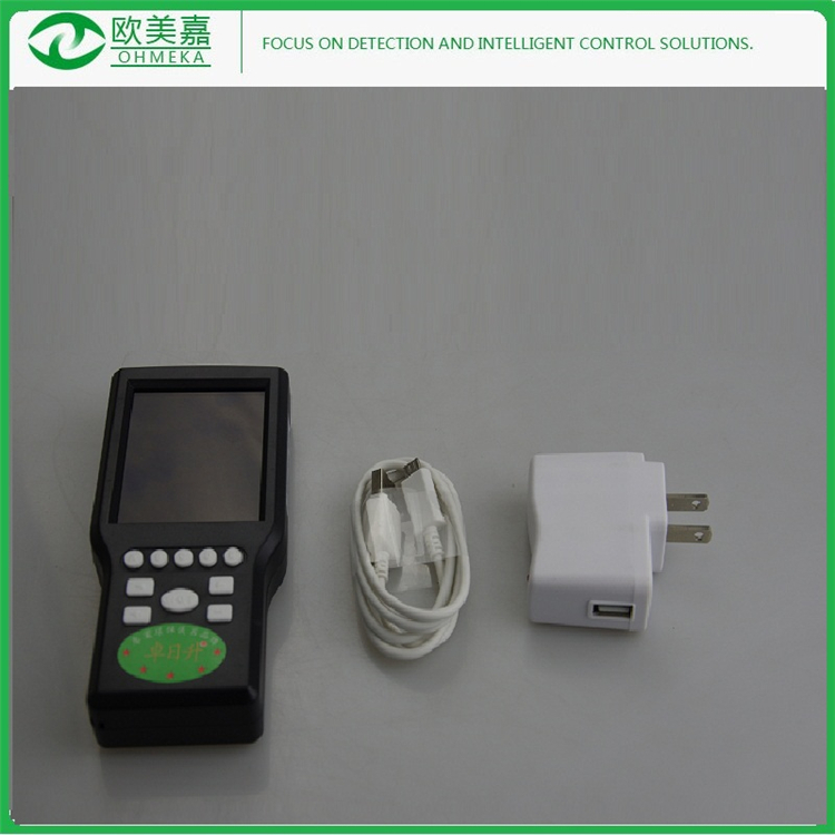 Chinese manufacturers formaldehyde gas leak detector alarm TVOC air quality detector formaldehyde testing pollution monitoring gas leak detector