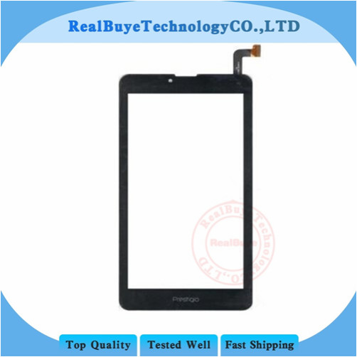 New For 7' inch Prestigio Wize 3537 PMT3537_4g_c PMT3537C PMT3537D 4G touch panel Touch Screen Digitizer Sensor image