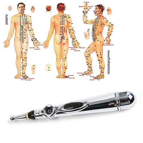 Body Health Electric Acupuncture Point Therapy Heal Massage Meridian Energy Pen генератор бензиновый eurolux g2700a