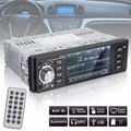 4.1 Polegada TFT Touch Screen Bluetooth Áudio Do Carro AM/Fm MP3/MP5 USB In-Dash Cabeça Com a unidade de Controle Remoto