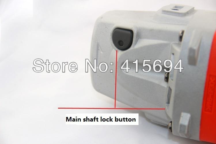 220 V-os elektromos huzalhúzó gép, húzópad, hordozható - Elektromos kéziszerszámok - Fénykép 6