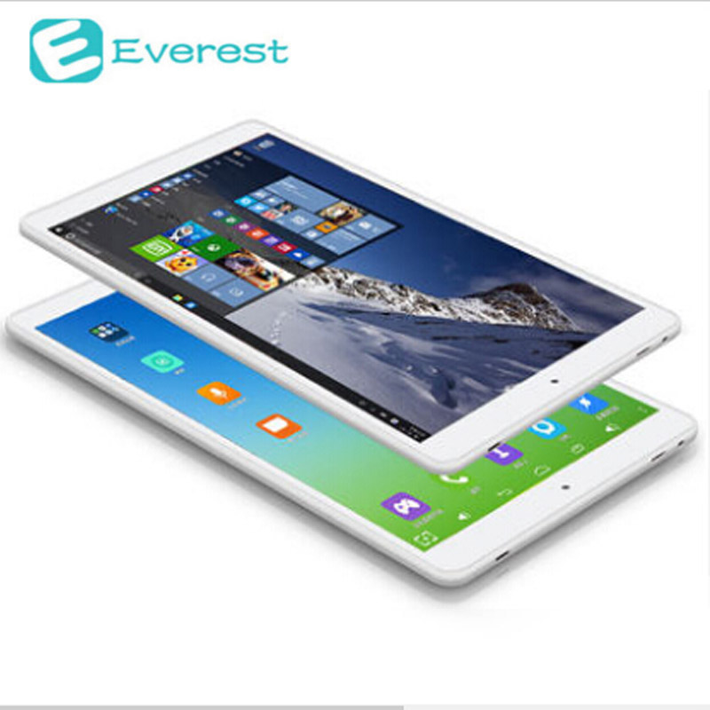 Teclast x80 pro tablets windows 10 + android 5.1 Tableta PC intel atom X5 Z8350 2G RAM 32 GB ROM netbook tablet android