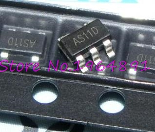 10pcs/lot MT3410L MT3410 AS11D AS1SD AS15D SOT-23-5 In Stock