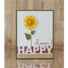 Happy Words Metal Cutting Dies Stencils For Card Making Decorative Embossing Suit Paper Cards DIY Scrapbooking New 2019