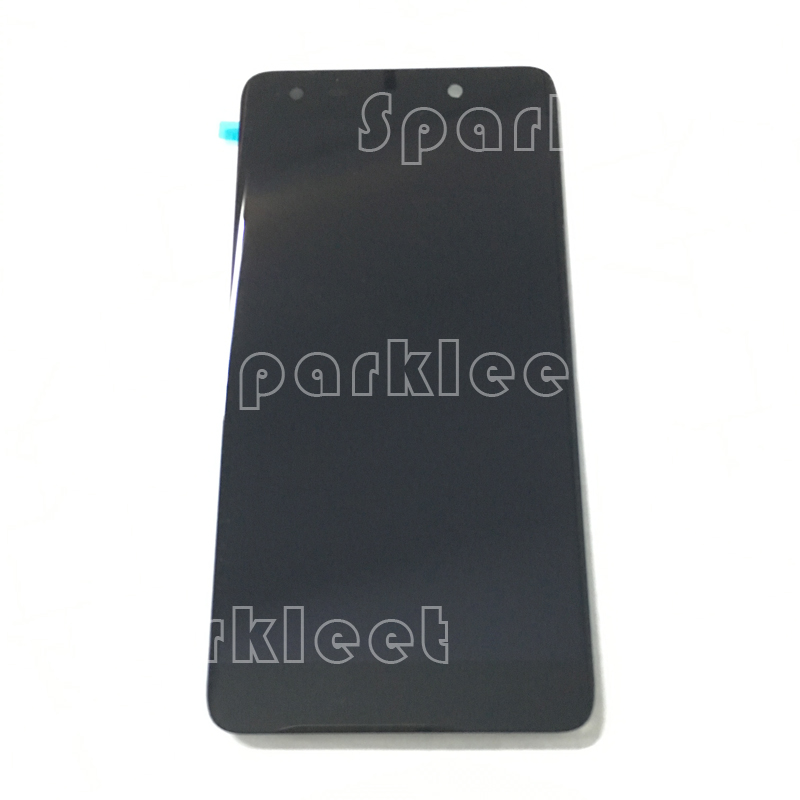 Black New LCD Display Digitizer Assembly For Alcatel idol 5s 6060s LCD with Touch Screen Smartphone Replacement
