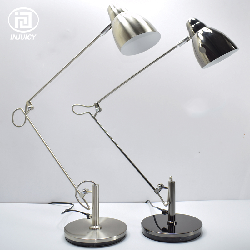 Computer Desk Lamp Light : American style simple long arm led desk lamp office