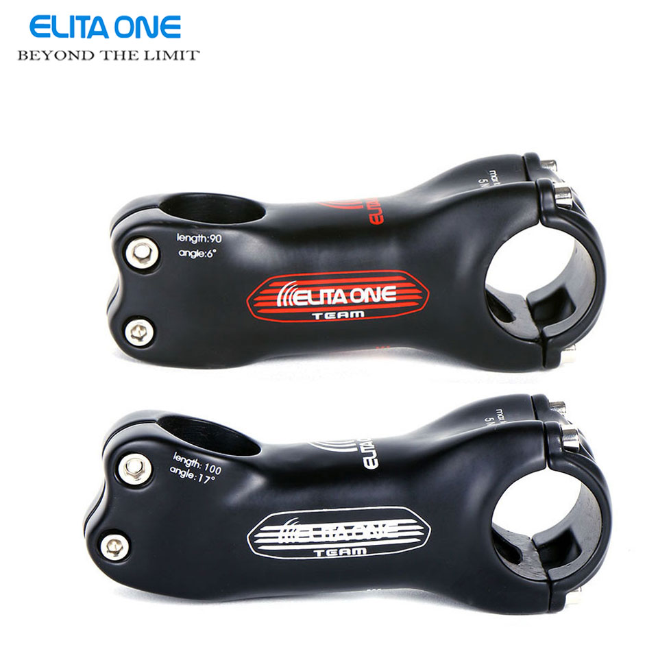 Elitaone full carbon bicycle stem road bike lightweight mtb stem elitaone full carbon bicycle stem road bike lightweight mtb stem certificationen 14766 carbon stem 318 8090100 110120mm in bicycle stem from sports xflitez Image collections
