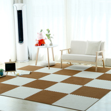 Kids Carpet Living Room Mats Soft Magic Patchwork 30*30CM Carpet Magic Splice Slip-resistant Puzzle Climbing Baby Mat