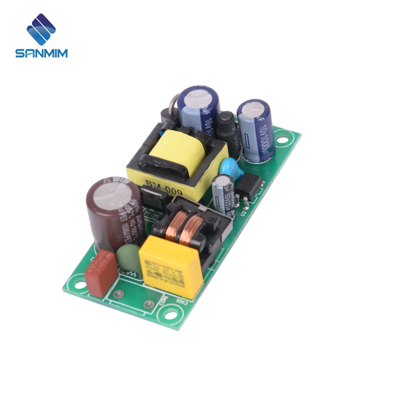 SANMIN AC220V to DC3.3V/5V/9V/12V/15V/24V 12W High Performance Power Supply Switching Power Supply Module  PLF12A 12WSANMIN AC220V to DC3.3V/5V/9V/12V/15V/24V 12W High Performance Power Supply Switching Power Supply Module  PLF12A 12W
