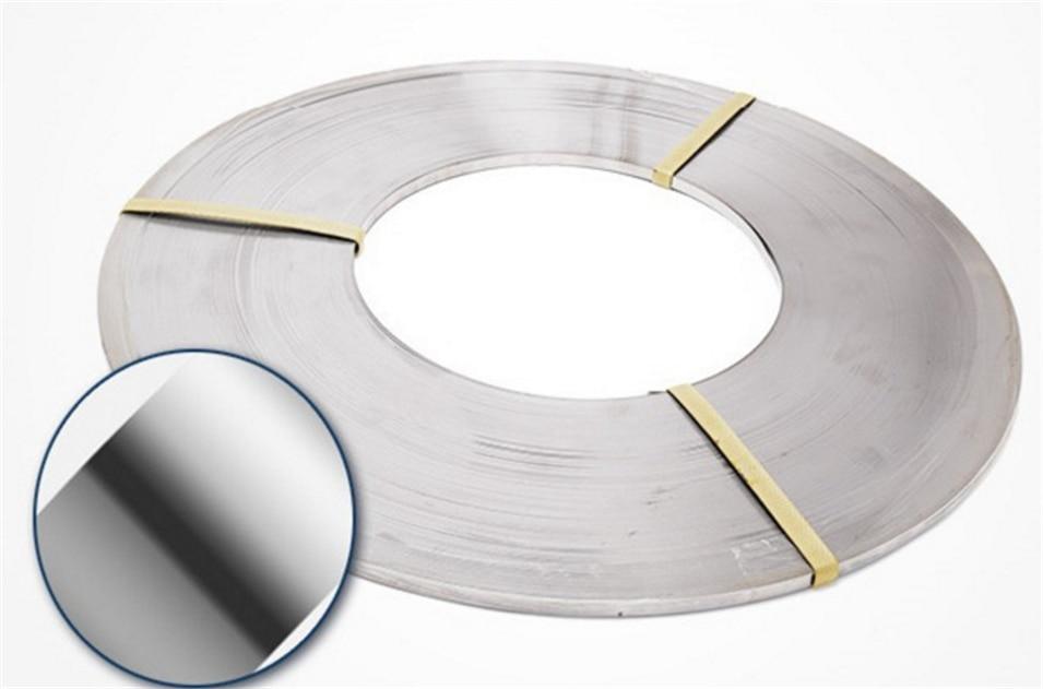 1kg/roll 0.1mm*6mm Nickel plated steel belt 18650 battery nickel Lithium battery nickel plate Nickel tape for spot welding
