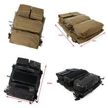 TMC Pouch Bag Zip Panel NG Version for 16 18 AVS JPC2.0 CPC Tactical Vest TMC3107