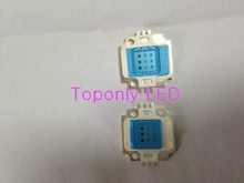 10w full color rgb led module,red 620-630nm,green 525-530nm,blue 460-470nm,180pcs/lot,DHL free shipping все цены