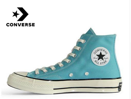 Original Converse 1970 s All Star chaussures en toile rétro classique pour hommes et femmes unisexe Sneakers chaussures de skate