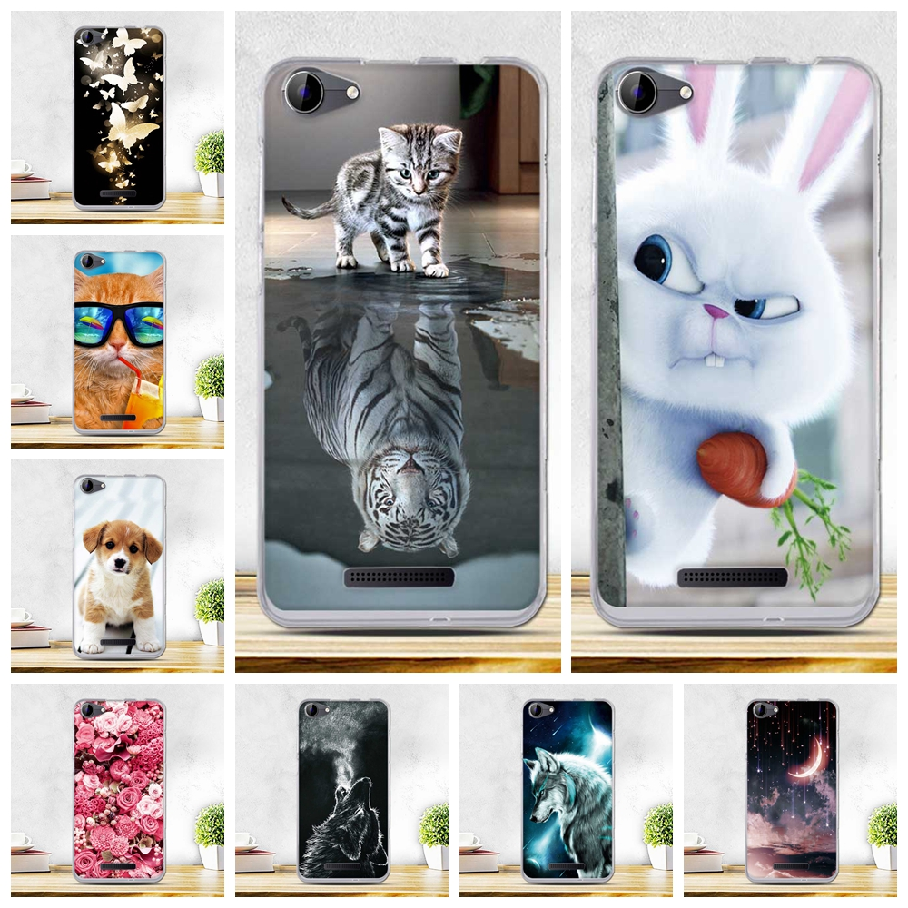 Cover For BQ-5059 Strike Power Case Cover Painted Case For BQ Mobile BQS 5059 Phone Case Cover For BQ Mobile BQS 5059 Bags Cover