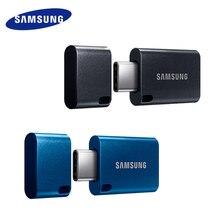 Samsung USB 3.1 Тип-c 128 ГБ смартфон Планшеты PC USB флеш-накопители хранения накопитель Memory Stick супер мини 150 МБ/с. OTG