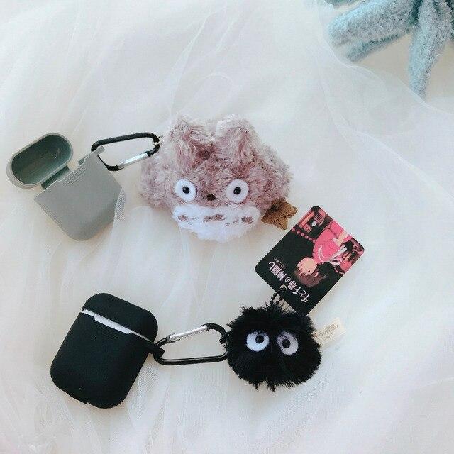 Fashion Animal Totoro Briquettes Doll Funny Soft Silicone