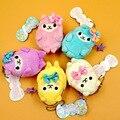 5PCS/Lot Kawaii Alpaca Plush Toy Alpacasso Stuffed Animal Soft Alpaca Stuffed Kids Toys Baby Toy Alpacasso Gift For Children 07