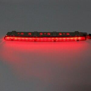 Image 5 - משלוח חינם באיכות גבוהה אוטומטי רכב LED זנב בלם להפסיק Warining מנורת אחורי פגוש אור הנורה לנץ E כיתת W203