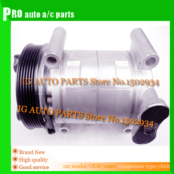 AUTO AC COMPRESSOR FOR CAR CHEVROLET BLAZER S10 4.3 V6 AWD/TAHOE B2W 4.8 5.3 6.0 1136521 1136558 1136641 19169359 89018950 r4 ac compressor for car chevrolet s10 blazer caprice pick up truck suburban tahoe gmc jimmy sonoma fleetwood 15 20189 88964862