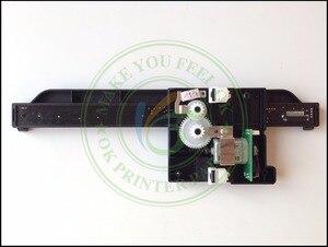 Image 1 - Датчик изображения с контактным экраном, головка сканера CIS с кронштейном в сборе, мотор редуктор для HP M1005 M1120 CM1015 CM1017 CM1312 5788