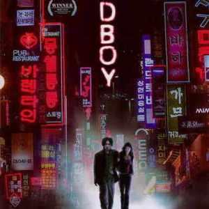 OLDBOY Movie SILK POSTER Decor