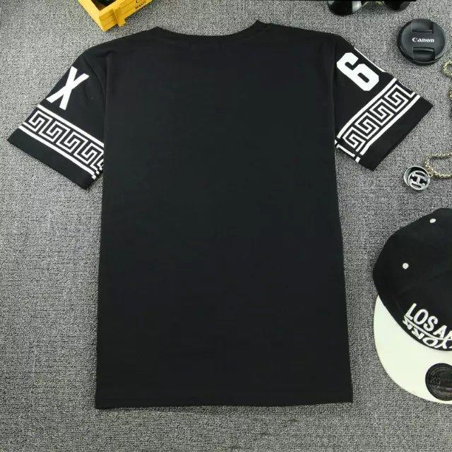 Composite Bats Fashion Summer style Hip-Hop Misbhv LUCIFER Skeleton Baseball Short Sleeve
