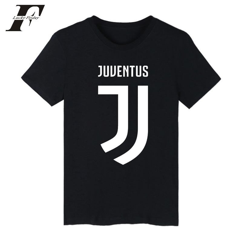 2017 Juventus fitness t shirt Women/men funny T Shirts bianconeri Camiseta fans club tumblr T-Shirt 4xl Italian Gianluigi ...