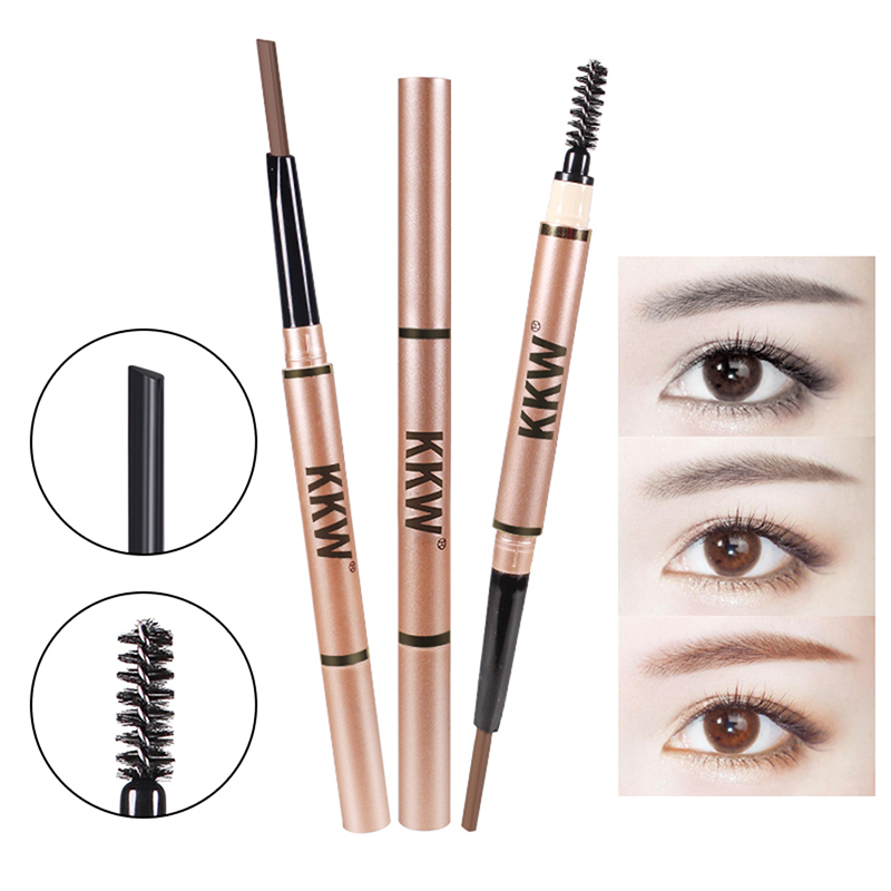 Hot Sell  Eyebrow Pencil Eye Brow Paint Tattoo Pen Tint Black Brown Natural Waterproof Makeup Tool Dropshipping