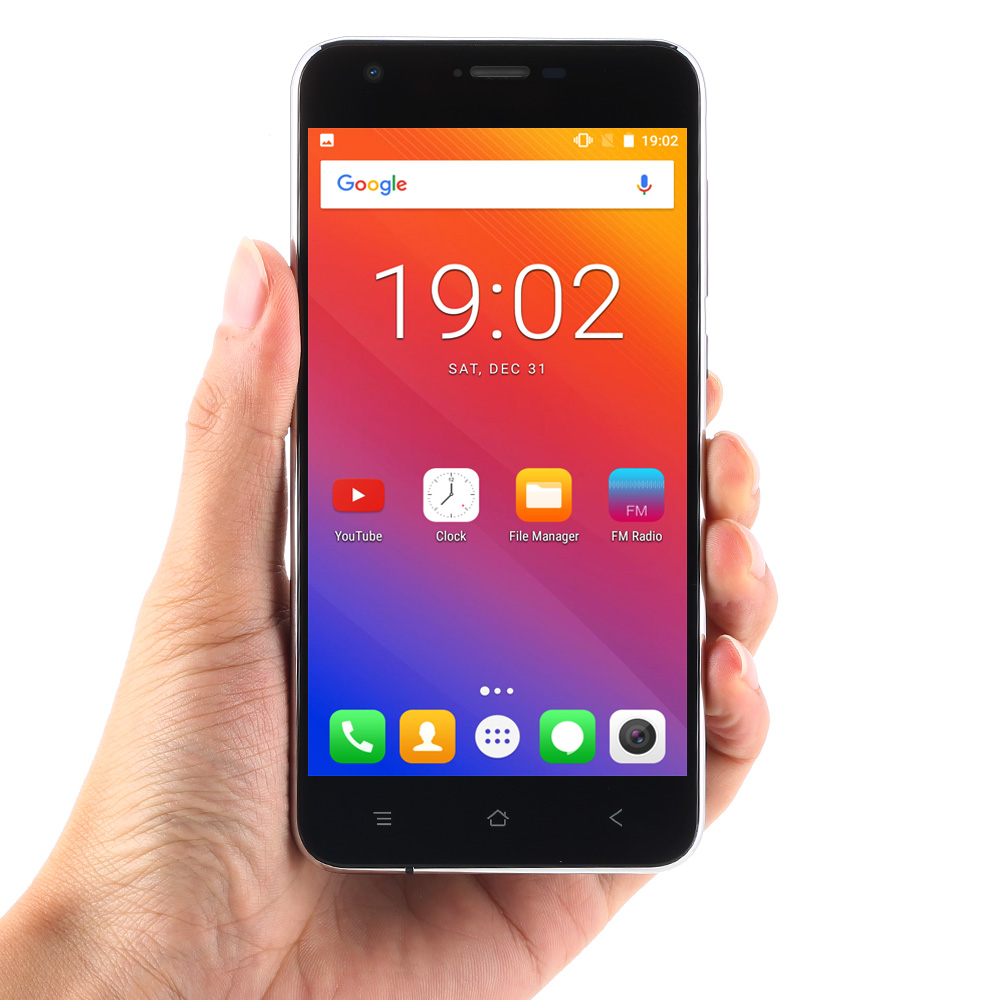 Blackview A7 Pro 4G Smartphone 5.0 Android 7.0 2 GB RAM 16 GB MTK6737 1.3 GHz Quad Core 2800 mAh Dual Back Camera Mobile Phone