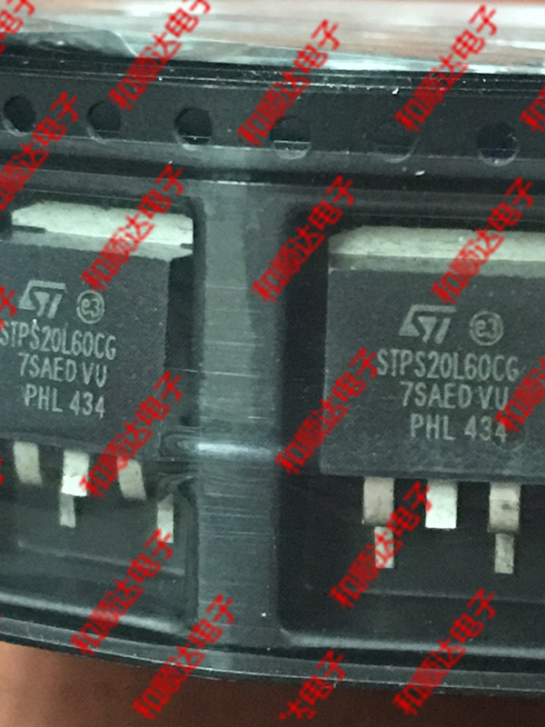 Цена STPS20L60CG