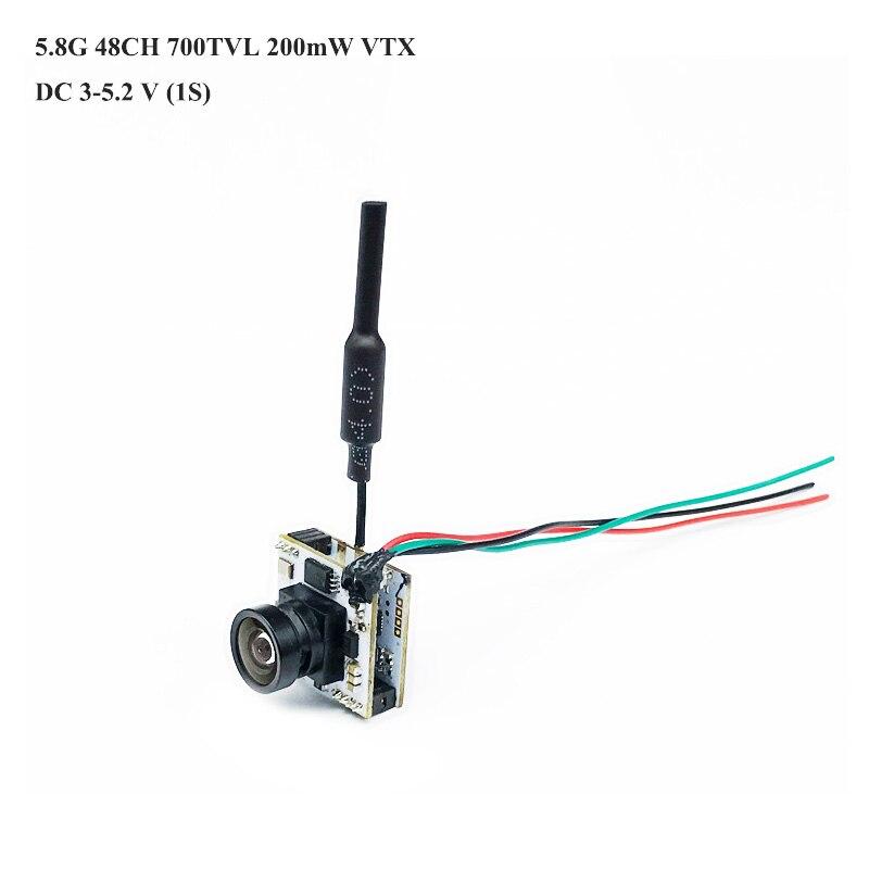ewrf 7082vr transmitter 5 8g 48ch vtx 700tvl 120 degree