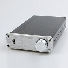НОВЫЙ FeiXiang FX-AUDIO FX1002A TDA7498E TL082 аудио Высокой мощности цифровой усилитель мощности аудио А1 предусилитель 160 Вт * 2 бесплатная доставка