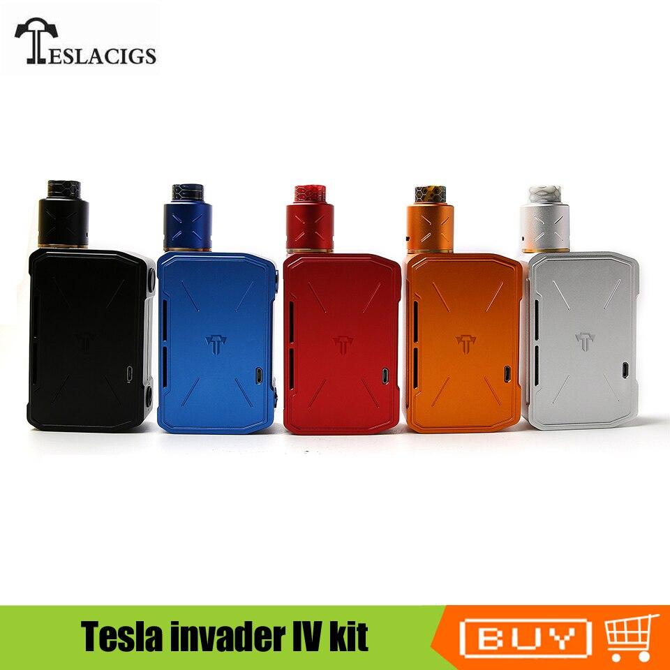 Tesla Invader 4 IV Kit