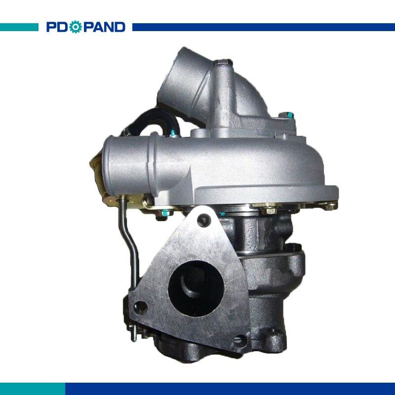 Auto moteur pièces Turbo chargeur HT12-19B HT12-19D 14411-9S002 14411-9S00A pour Nissan D22 Navara 3.0L ZD30 moteur