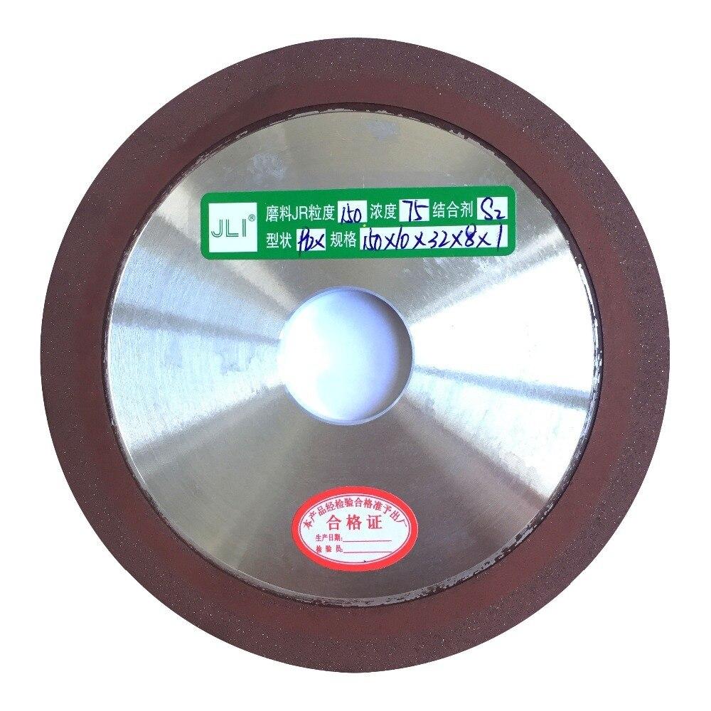 1 Pc PDX degré diamant roue 150mm coupe électrolytique lame de scie meulage disque Grain rotatif abrasif outil meulage disque roues