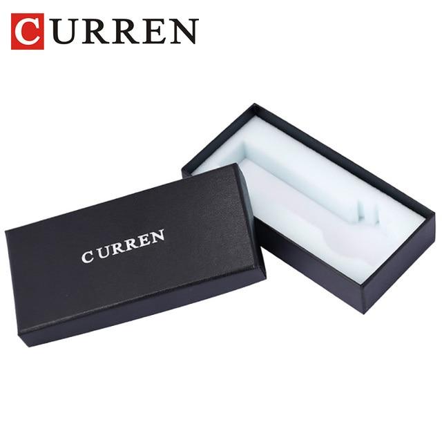 CURREN gift box wristwatch Box for Watch original Watch Box