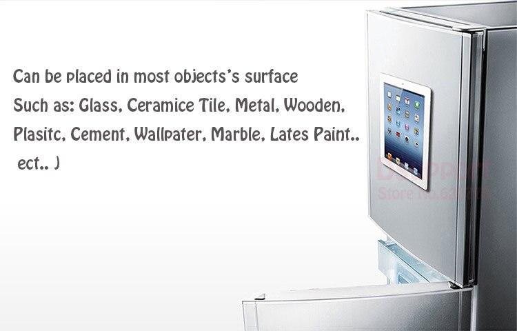 Wall Mount tahvelarvuti magnetiline tugi Magnet Adsorptsioon - Tahvelarvutite tarvikud - Foto 5