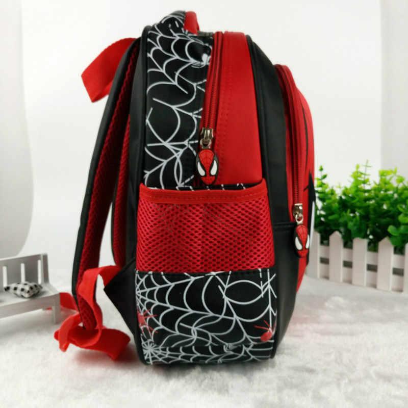Mochila Escolar 3D para niños, mochila para niños, bolsas escolares de dibujos animados, Mochilas para bebés y niños