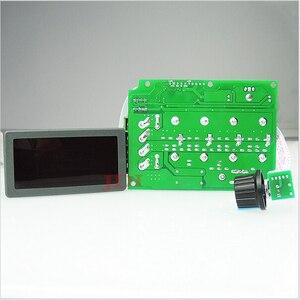 Image 2 - High Power 12V ~ 48V DC 30A Digital Display PWM HHO RC Motor Speed Controller DC 12v 24v 36 48v Motor control Schalter