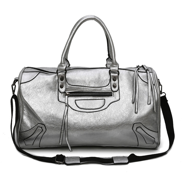 Горячая мужская повседневная спортивная сумка модные женские дорожные сумки высокой емкости с коротким расстоянием сумка для багажа выходные Путешествия большие сумки-тоут