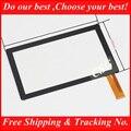 100% Nueva GT70Q88001-V2 FPC Pantalla Táctil de Cristal Digitalizador Reemplazo Del Sensor de 7 pulgadas de Color Negro para Tablet PC Envío Gratis