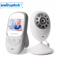 Wireless Video Baby Monitor 2 Way Talk 2 4 TFT LCD Night Vision VOX Mode 8