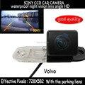 Hot HD sony chip CCD Câmera de Visão Traseira reversa de backup câmera de estacionamento night vision impermeável para VOLVO XC90 S80 SL40 SL80 S40 C70