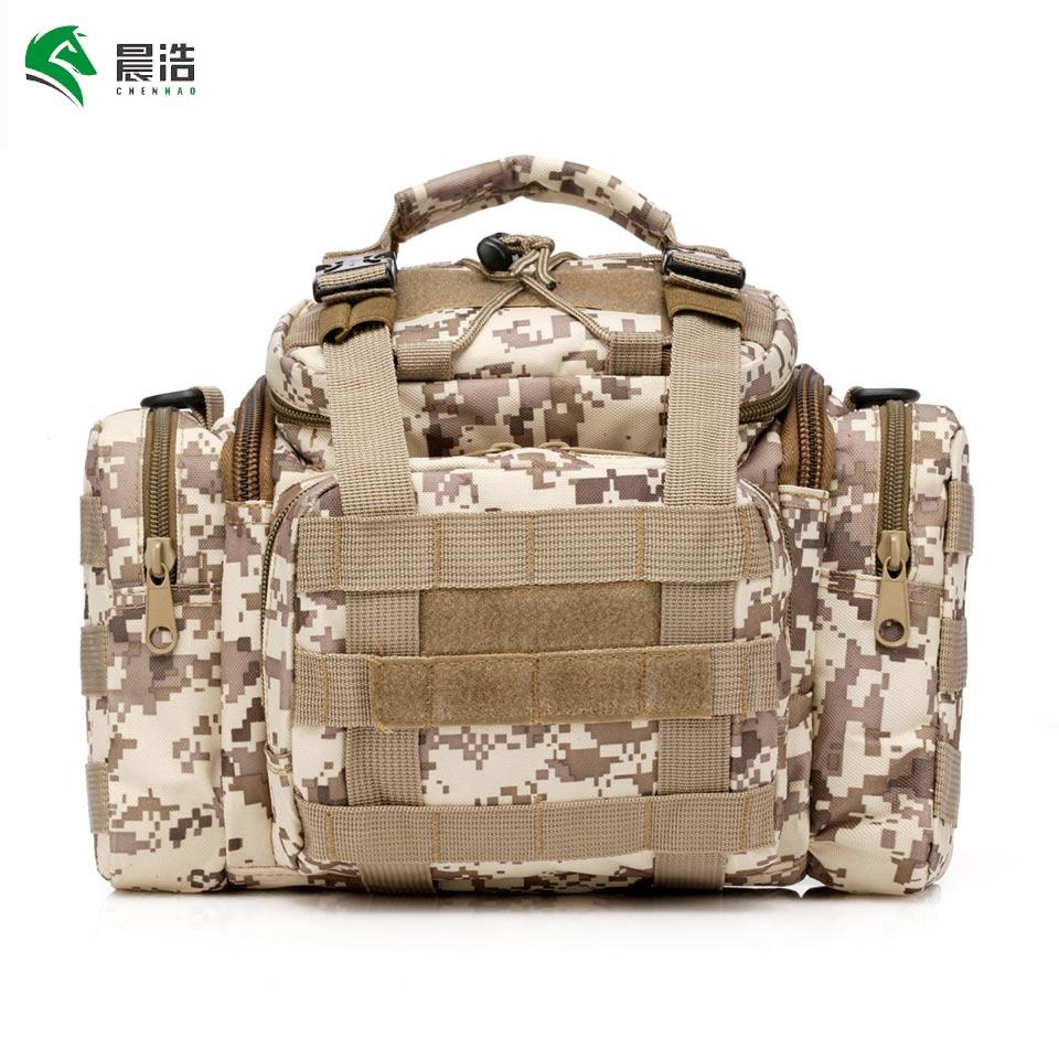 CHENHAO Impermeable Al Aire Libre Tactical sling bag bolso Bandolera Paquete de