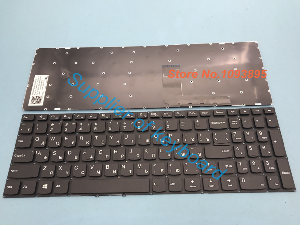 New For Lenovo Ideapad v110-15ast v110-15IAP V110-15ISK Keyboard US